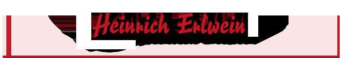 Heinrich Erlwein - Spedition & Logistik