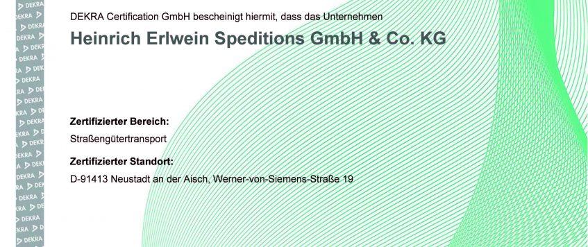 Übernahme Zertifikat ISO 9001_2008